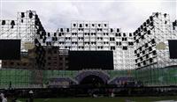 北京LED大屏幕租賃,舞臺租賃大屏出租