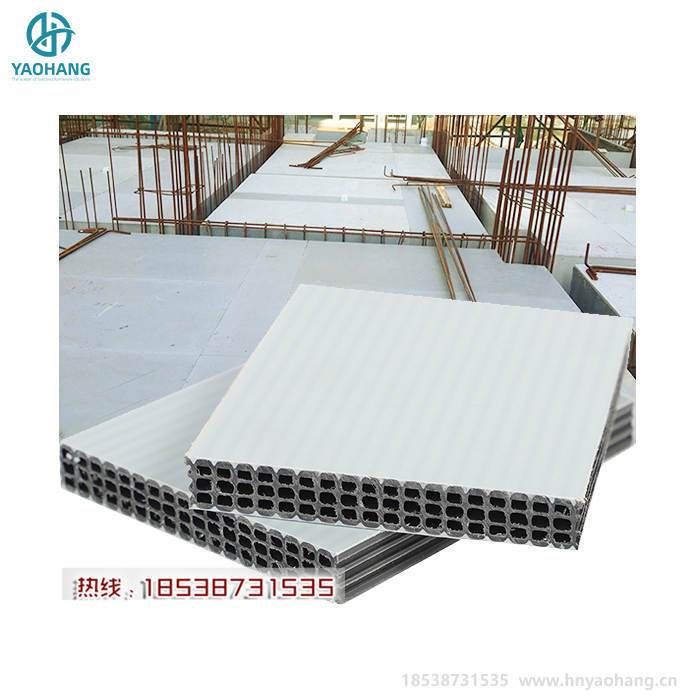 河南塑料建筑模板升级与未来