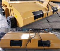 廈工大型港口掃地機 改裝柳工港口掃地機 鏟車港口掃地機