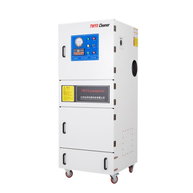 机械加工粉尘集尘机 工业集尘器 脉冲工业集尘器