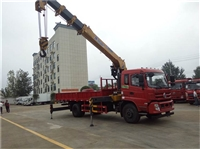 8吨东风随车吊 12吨徐工随车吊厂家