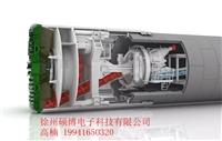 2020徐州碩博新款盾構機教學模型,廠家直銷