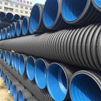 青島市政穿線PE雙壁波紋管大型廠家推薦