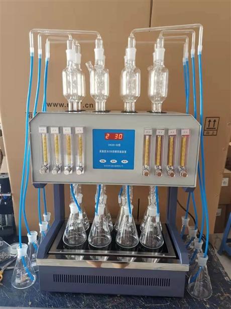 高氯COD消解器高氯COD消解仪