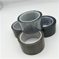 bopp防靜電膠帶 黑底網格防靜電膠帶 靜電敏感器件粘貼