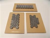 半自动磁芯贴体包装机 磁芯真空贴体包装机 磁芯真空包装机