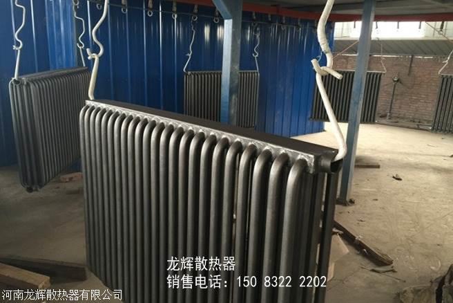 钢制弯管暖气片/钢制联箱管耐腐蚀散热器/蒸汽暖气片