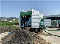 污水处理车是怎样处理粪便的