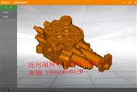 挖掘機裝載機拆裝軟件-工程機械,虛擬仿真三維互動教學系統