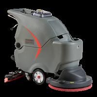 电动洗地机  工厂车库专业保洁  拖线式洗地机