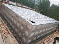 青海食品级不锈钢水箱供应 不锈钢饮用水箱厂家供货