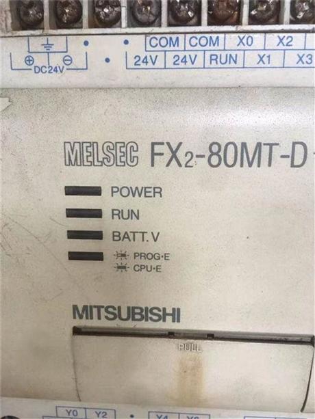 控制器FX2-80MT-D,FX2N-80MT-D,FX2N-80MR-D,FX2N-64