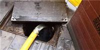 高压清洗系统污水处理车 智能压缩环保吸粪车