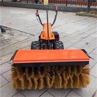 15马力扫雪机  手扶式道路扫雪机