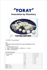 特種MLCC納米超細研磨選用日本東麗0.05mm氧化鋯珠性價比高