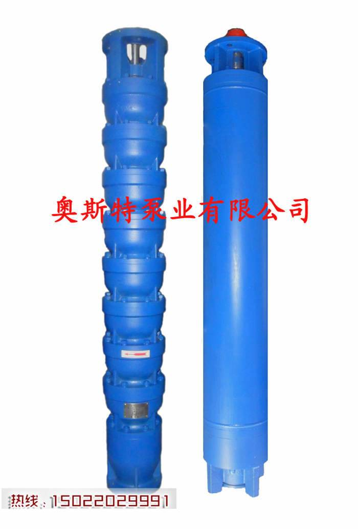 地熱井專用150QJR系列熱水深井泵 天津不銹鋼300QJR系列熱水潛水泵熱線