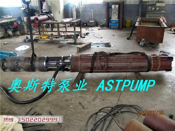 耐腐蝕150QJR系列熱水潛水泵