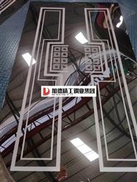 鏡面古銅蝕刻板-電梯蝕刻鍍鈦板,電梯裝飾不銹鋼板,彩色蝕刻花紋