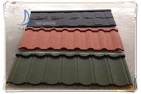 长沙彩石金属瓦屋面瓦厂家出售 买好瓦就选圣戈邦