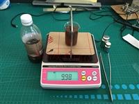 食品液體密度計 硅膠液體比重計 密度儀 氨水密度計AKR-300G