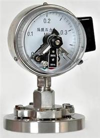 隔膜压力表型号