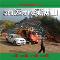 邵阳喷播洒草籽护坡绿化喷播机厂家