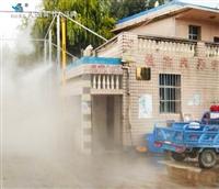 安全倉庫消毒設施施工