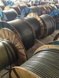 宣城废旧电缆回收  专业回收新电线价格查询