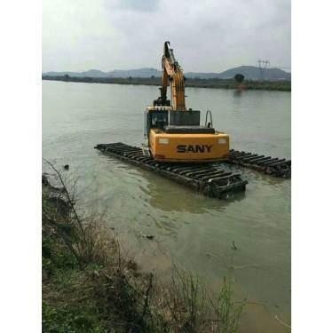 水上挖机出租