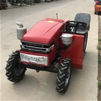 新款小型四轮拖拉机 多功能开沟四轮拖拉机