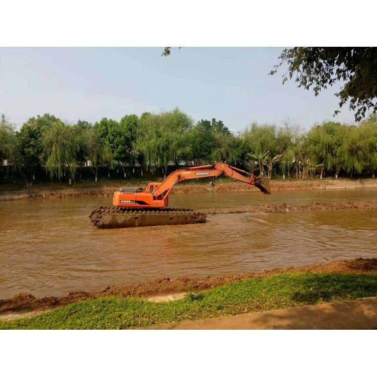 水上挖掘机出租