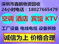高價深圳福田保稅區中央空調回收