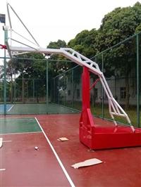 南宁 电动液压升降比赛篮球架-选星之健
