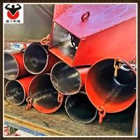 猛士工地施工澆筑串筒 混凝土導管 混凝土輸送串筒連接泵車