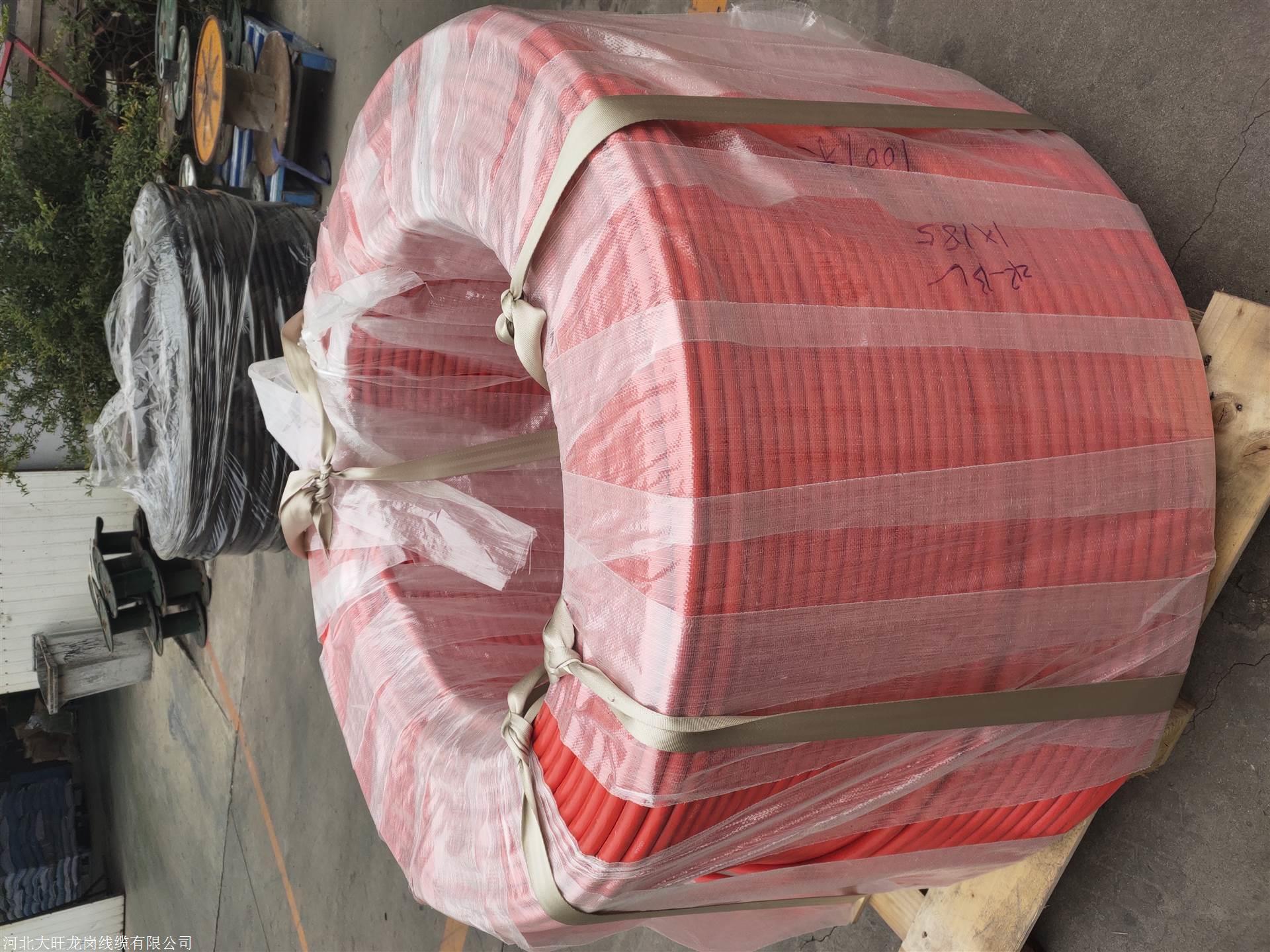 柔性矿物防火电缆NGABTLY3X6 2柔性矿物电缆生产厂家