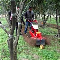 多功能田园管理机  农作物种植开沟培土机  茶园硬地翻耕碎土机
