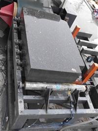 混凝土路侧石水磨机 路沿石镜面抛光机