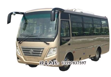 通勤客车 华策HM6670LFD5X型通勤客车