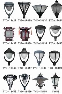 朗坤照明-TYD庭院燈燈頭-甘肅庭院燈品牌