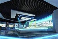 智慧黨建展廳的空間規劃