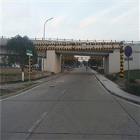 山西忻州智能限高杆3米乡村道路限高杆销售