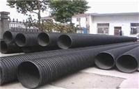 廊坊外網工程PE纏繞結構壁B型管發展是生產力