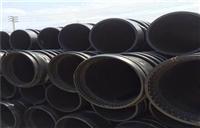 新闻:周口PE塑钢缠绕排水管施工有哪些标准