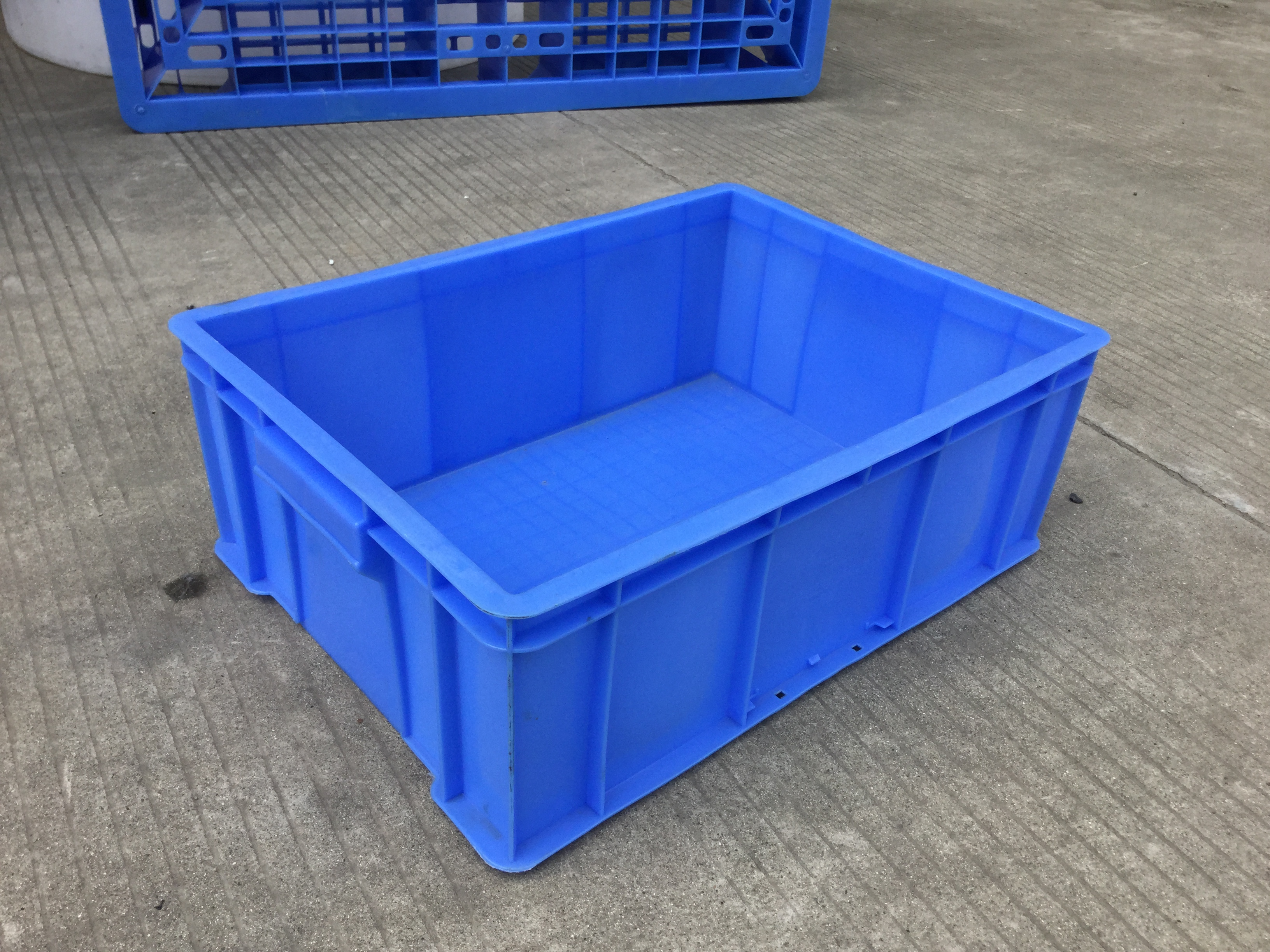四川成都塑料食品级周转箱 塑料周转箱厂家批发
