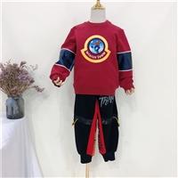九洲娃品牌童裝 兒童品牌童裝折扣店 秋冬季男童鞋
