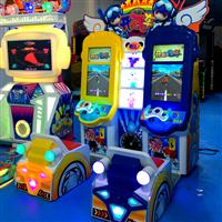 开心飞车儿童游戏机 儿童游戏机生产厂家 儿童游戏机价格
