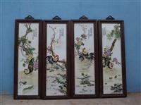 劉雨岑瓷板畫交易好公司在哪里