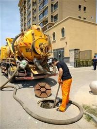 唐海疏通管道清理污水池