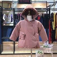 小猪班尼品牌童装库存货源 儿童棉服童装尾货批发价格