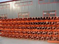 黑龙江地埋式电力管生产,CPVC电力管厂家报价
